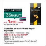 Bon Plan Café Royal chez Monoprix - anti-crise.fr