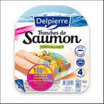 Offre de Remboursement Delpierre : Tranches de Saumon Satisfait ou 100% Remboursé en Bons - anti-crise.fr