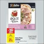 Bon Plan Dolce Pizza Sodebo chez Carrefour - anti-crise.fr