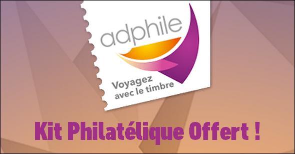 Bon Plan Adphile : Un Kit Philatélique Offert pour votre Enfant - anti-crise.fr