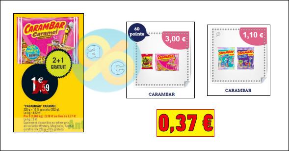 coupon gratuit leclerc