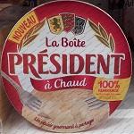 Offre de Remboursement Président : La Boite à Chaud Remboursée en 1 Bon - anti-crise.fr