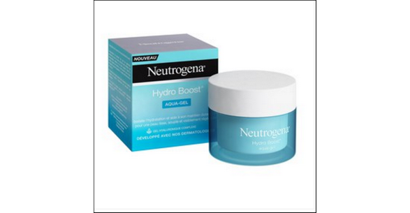 Test de Produit Au Féminin : Hydro Boost®, l'Aqua-gel hydratant de Neutrogena - anti-crise.fr