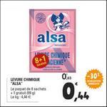 Bon Plan Levure Alsa chez Leclerc - anti-crise.fr