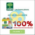 Offre de Remboursement L'Arbre Vert : Activateur Fosses Septiques 100% Remboursé en 1 Bon - anti-crise.fr