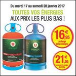 Bon Plan Bouteille de Gaz chez Magasins U - anti-crise.fr