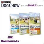 Offre de Remboursement ConsoSmart : 15€ remboursés sur PURINA® Dog Chow® - anti-crise.fr - anti-crise.fr