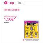 Offre de Remboursement Shopmium : illiko® Dobble à découvrir pour 1,50€ - anti-crise.fr