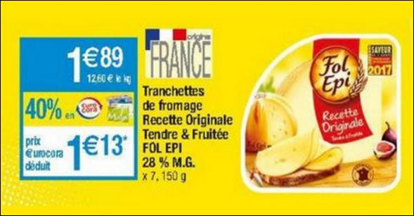 Qui veut du fromage coupons a imprimer