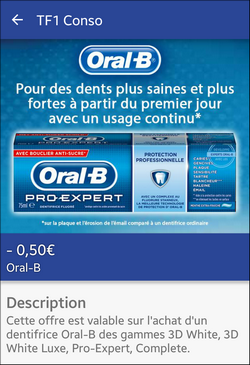 bon plan chewing gum freedent dentifrice oral b complete chez match catalogues promos bons. Black Bedroom Furniture Sets. Home Design Ideas