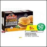 Bon Plan Charal : CheeseBurgers Surgelés chez Intermarché - anti-crise.fr