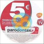 Offre de Remboursement Parodontax : 5€ Remboursés sur 2 Produits - anti-crise.fr