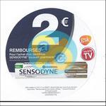 Offre de Remboursement Sensodyne : 2€ Remboursés sur 1 Dentifrice - anti-crise.fr