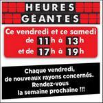Bon Plan Géant Casino : 50% en BA sur Poisson Fromage et Bricolage - anti-crise.fr