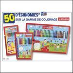 Bon Plan Stabilo : 75% sur les Feutres et Crayons de Couleur chez Carrefour - anti-crise.fr