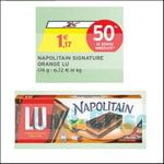 Bon Plan Napolitain Signature Orange chez Intermarché - anti-crise.fr