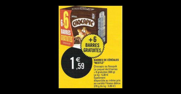 http://anti-crise.fr/consommer-moins-cher/bon-plan-barres-de-cereales-nesquikchocapic-chez-leclerc - anti-crise.fr