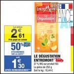 Bon Plan EntreMont : Emmental Dégustation Gratuit chez Carrefour Market - anti-crise.fr