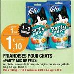 Bon Plan Friandises Party Mix Felix chez Leclerc (Sud-Ouest) - anti-crise.fr