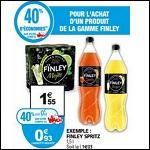 Bon Plan Finley Spritz chez Auchan - anti-crise.fr