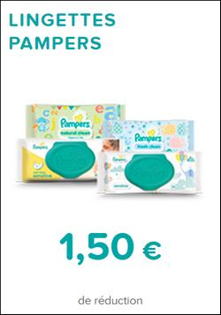 Bon plan lingettes pampers chez leclerc catalogues promos bons plans economisez anti - Reduction couches pampers a imprimer ...