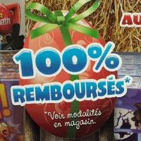 Produit 100% Remboursé