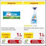 Bon Plan Spray ou Lingettes Mr Propre chez Auchan - anti-crise.fr
