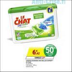 Bon Plan Lessive Le Chat Capsules chez Intermarché - anti-crise.fr