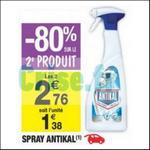 Bon Plan Nettoyant Antikal chez Carrefour Market - anti-crise.fr
