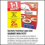 Bon Plan Gourmet Mon Petit chez Carrefour - anti-crise.fr