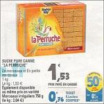 Bon Plan Sucre en Morceaux Irréguliers La Perruche chez Leclerc - anti-crise.fr