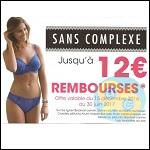 Offre de Remboursement Sans Complexe : Jusqu'à 12€ Remboursés - anti-crise.fr