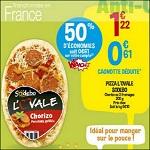 Bon Plan Sodebo : Pizza l'Ovale chez Auchan - anti-crise.fr