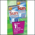 Bon Plan Sun Expert Nettoyant Machine chez Géant Casino - anti-crise.fr