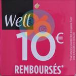 Offre de Remboursement Well : 10€ Remboursé sur la Lingerie Gamme Form - anti-crise.fr