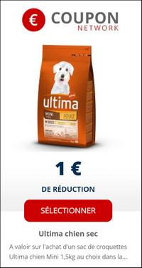 Coupons reduction ultima