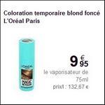 Bon Plan Spray Instantané Magic Retouch L'oréal chez Carrefour et Monoprix - anti-crise.fr