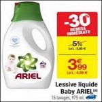 Bon Plan Lesive Ariel Baby chez Carrefour - anti-crise.fr