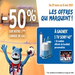 Offre de Remboursement Butagaz : 50% Remboursés sur la 2ème Charge de Gaz - anti-crise.fr