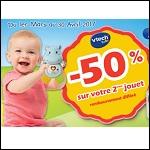 Offre de Remboursement VTech Baby : le 2° Jouet à Moitié Prix - anti-crise.fr