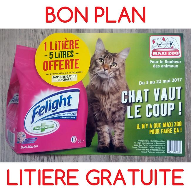 litiere chat maxi zoo