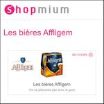 5 Offres de Remboursement Shopmium sur Les bières Affligem - anti-crise.fr