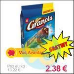 Bon Plan Brownie Granola chez Cora - anti-crise.fr