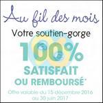 Offre de Remboursement Au Fil des Mois : Soutien-Gorge Satisfait ou 100% Remboursé - anti-crise.fr