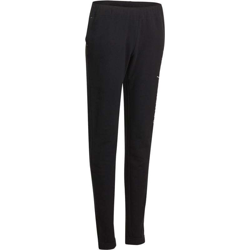 0fafd920f6201 Test de Produit Décathlon : Pantalon en Toile Gym pour Femmes Domyos ...