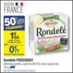 http://anti-crise.fr/consommer-moins-cher/bon-plan-rondele-president-chez-carrefour - anti-crise.fr