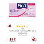 Bon Plan Tampons Nett® ProComfort® - anti-crise.fr