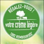 Offre de Remboursement Elle & Vire : Crème Légère de Condé sur Vire 100 % Remboursé - anti-crise.fr
