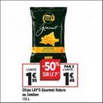 Bon Plan Chips Lay's Gourmet chez Géant Casino - anti-crise.fr