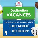 Offre de Remboursement Dujardin : 2ème jeu Offert - anti-crise.fr